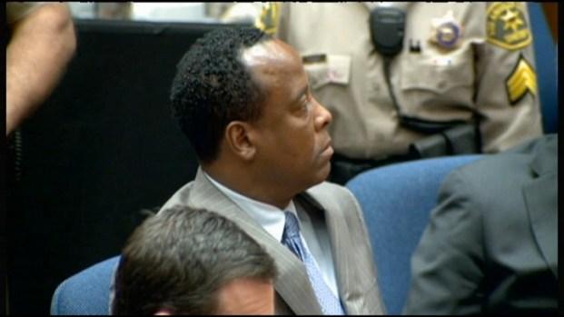 [LA] Raw Video: Conrad Murray Verdict Read in Court