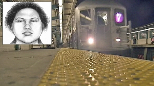 [NY] Cops Seek Suspect in Deadly 7 Train Push