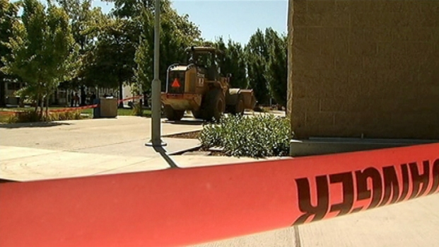 [BAY] Backhoe Kills Woman at San Jose City College