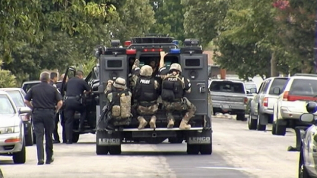[BAY] Sunnyvale Standoff Ends: Suspect Killed, Woman's Body Found