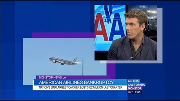 [LA] American Airlines Bankruptcy
