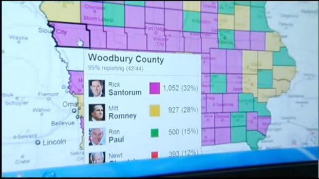 [LA] Squeaker in the Iowa Caucuses