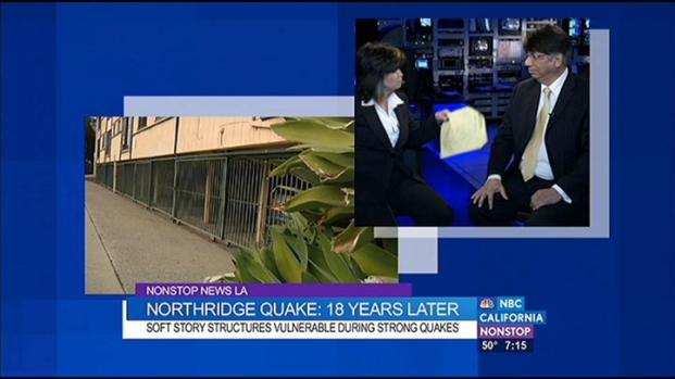 [LA] Anticipating Earthquakes: Structure Safety