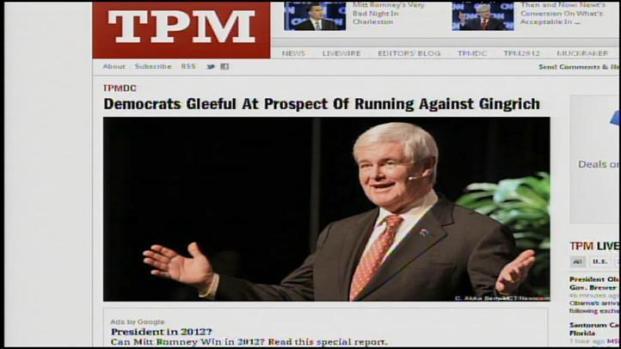 [LA] Pelosi-Gingrich Feud Heats Up