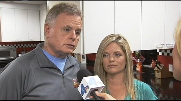 [LA] Parents of Little Darth Vader Actor Talk About Surgery