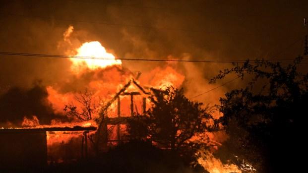 [LA] 19 Firefighters Killed Battling Blaze in Arizona