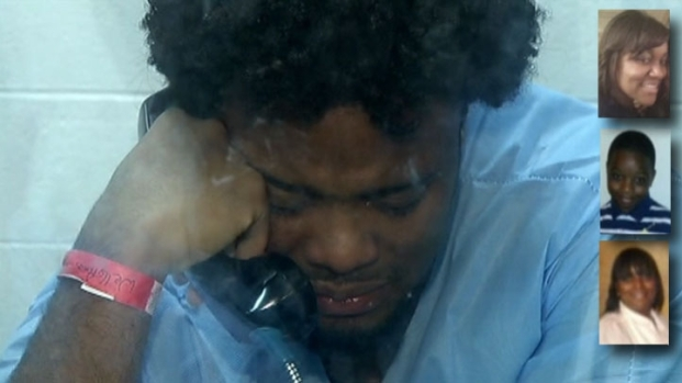 [DFW] Man Accused of Shooting, Killing Three Speaks from Jail