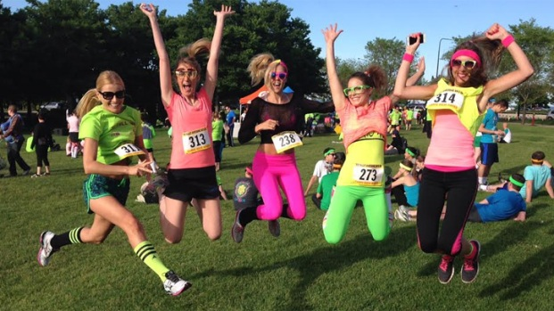 Chicago's Totally Awesome '80s 5k