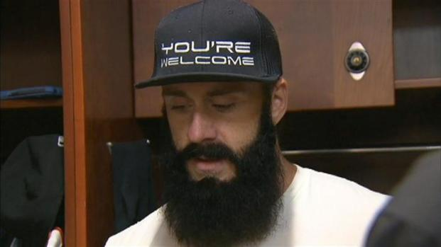 [BAY] Raw Video: Brian Wilson on Season Ending Injury