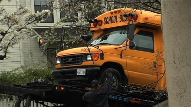[BAY] School Bus Drivers, State Records Point to Bus Problems in East Bay