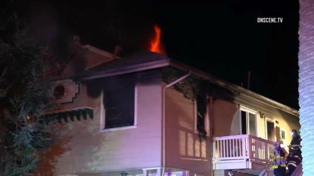 [BAY] Blaze Breaks Out at San Jose Apartment Complex