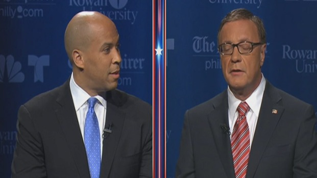 [PHI] Booker and Lonegan Discuss Gay Marriage