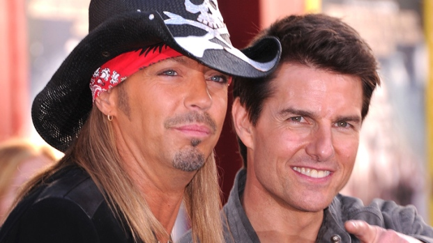 [NBCAH] Bret Michaels Bonds with Tom Cruise