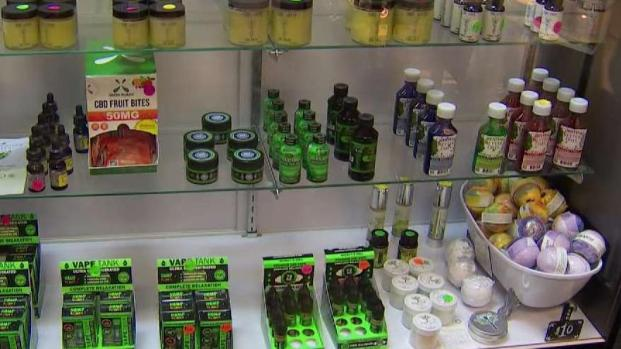 [NATL-BAY] FDA to Determine If CBD Should be Allowed in Food, Drinks