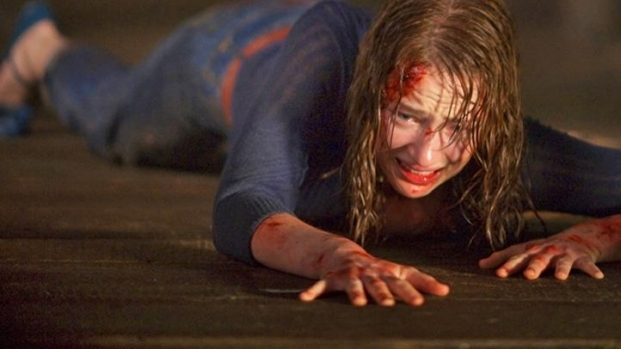 "[FREEL] Scary ""Cabin in the Woods"" Has a ""Teensy Bit"" of Blood"