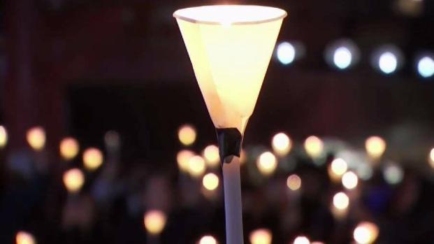 [BAY] Candlelight Vigil for Late San Francisco Mayor Ed Lee