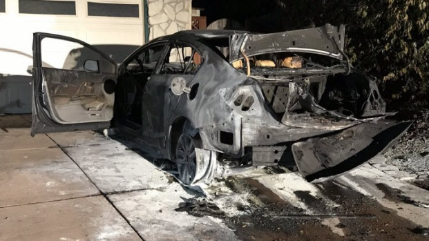 [BAY] Questions Arise Amid Series of East Bay Car Fires