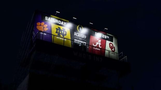 [BAY] College Football Fans to Live on Billboard in Downtown San Jose
