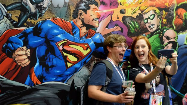 2013 San Diego Comic-Con Kicks Off