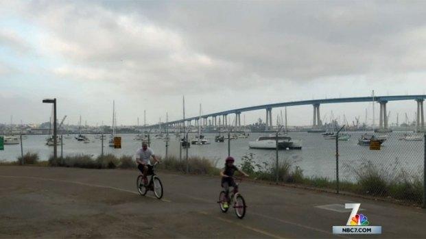 [DGO] Coronado Bay Bridge Structurally Deficient: Report