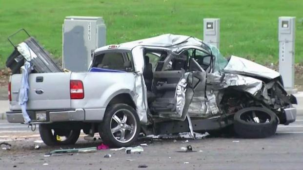 [BAY ML 5A SURATOS] Girl, 4, Killed in Crash Involving Stolen Vehicle in Antioch