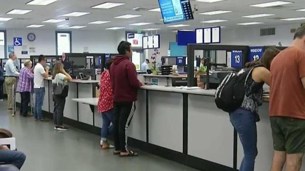 [BAY] DMV Warns of 'Summer Surge' as People Seek REAL IDs
