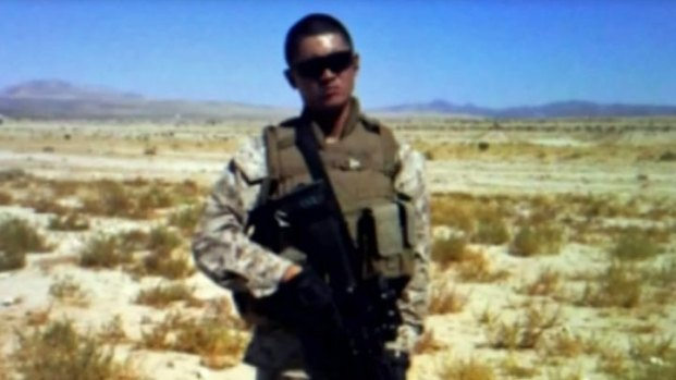 [G] Marine Shot by Palm Springs Police