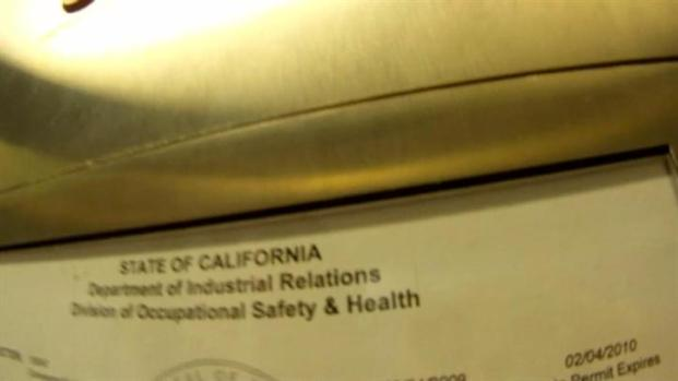 [BAY] NBC Bay Area Investigation Reveals Hundreds of Expired Elevator Permits