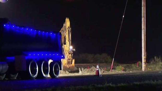 [BAY] Emergency Repairs Underway in Novato