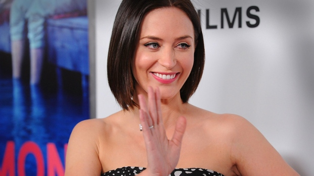 """[NBCAH] Emily Blunt: """"The Five-Year Engagement"""" Is """"Very Real"""""""