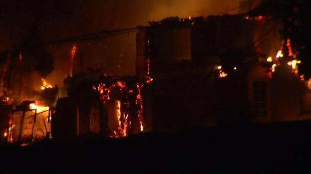 Destructive, Deadly Fires Continue to Spread Across North Bay