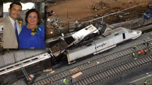 [DFW] Houston Couple Was on Train That Derailed in Spain