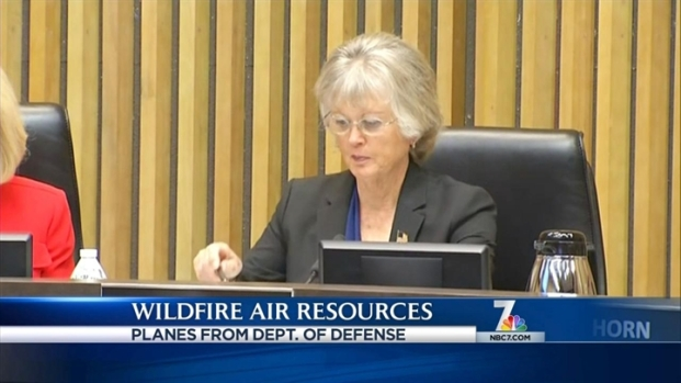 [DGO] Officials Seek Old Military Planes to Fight Fires