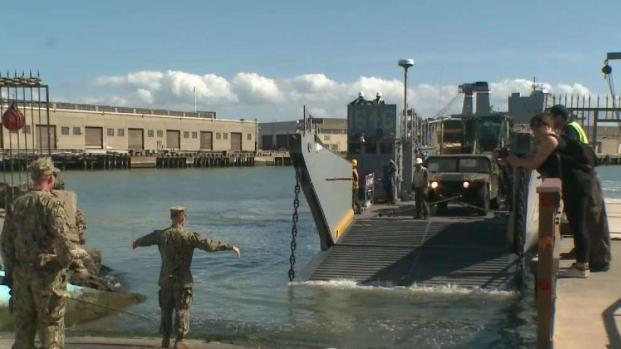 [BAY] Fleet Week Kicks Off Monday in San Francisco