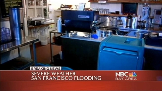 [BAY] Sewage Floods San Francisco
