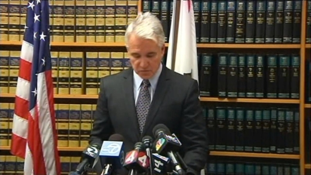 [BAY] Raw Video: Gascon on Mirkarimi's Misdemeanor Charges
