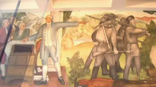 George Washington Mural Causes Controversy in SF School