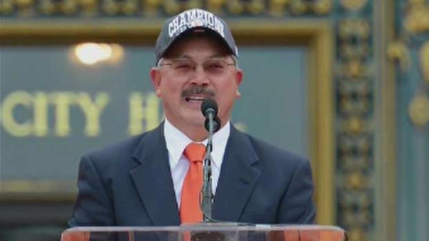 Giants to Honor Late San Francisco Mayor Ed Lee