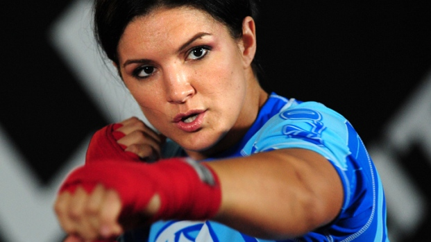 "[NBCAH] Gina Carano on Fighting in ""Fast & Furious 6"""