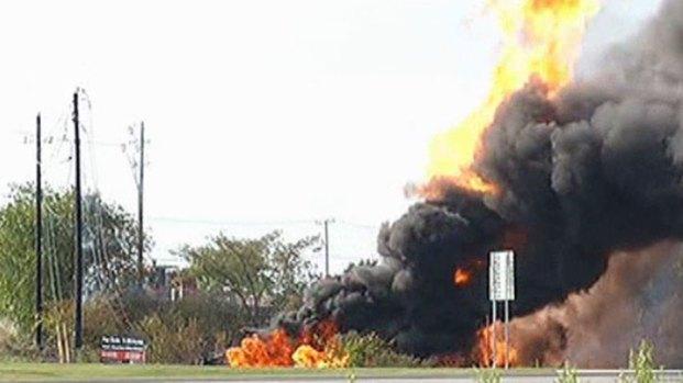 [DFW] Neighbors Rocked by McKinney Explosion