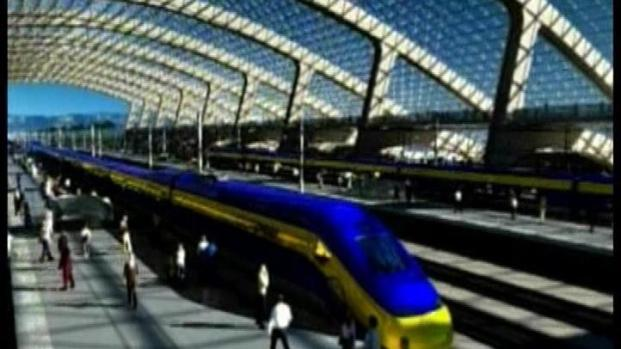 [LA] Costs to Build High Speed Rail Jump