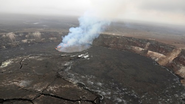 [BAY] Hawaii Volcano Eruption, Lava Flow Prompts Evacuations