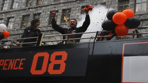 [BAY GALLERY]San Francisco Giants World Series Victory Parade