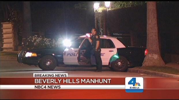 "[LA] ""Swatting"" Focuses Police on Beverly Hills Address"