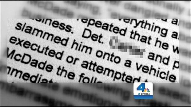 [LA] Pasadena Police Face Intimidation Claim