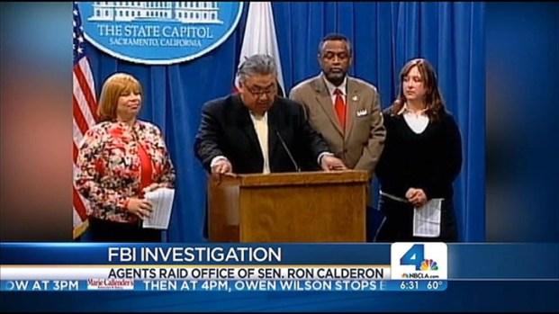 [LA] State Lawmaker From Montebello At Center Of FBI Raid