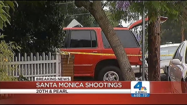 [LA] Santa Monica Gunman Opened Fire on SUV
