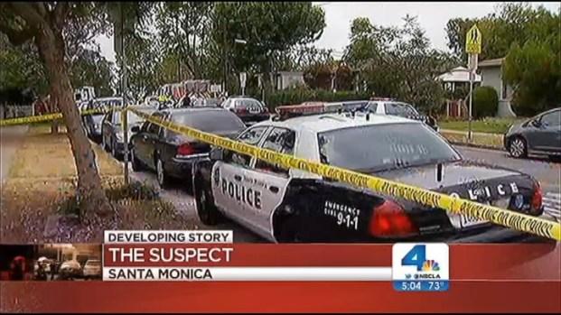 [LA] Santa Monica Shooting Suspect Identified