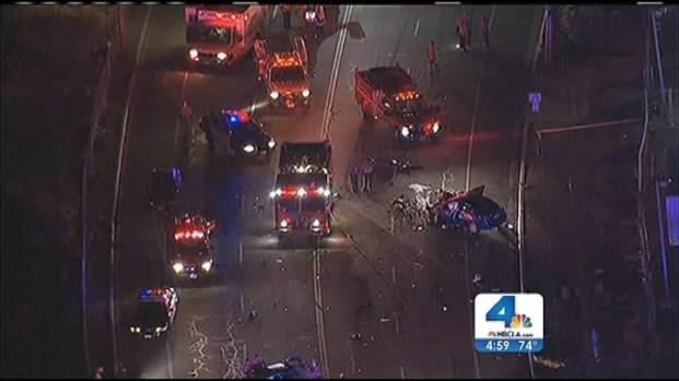 [LA] Witness Describes Horrific Crash in Pico Rivera