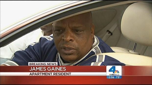 [LA] Noon Update: Residents Describe Mid-City Lockdown